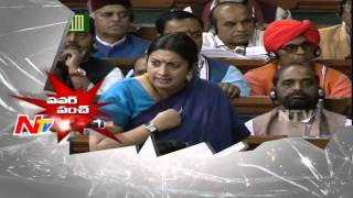 Power Punch: No doctor permitted to revive Rohith Vemula: Smriti Irani