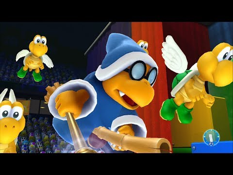Mario and Sonic at the Sochi 2014 Olympic Winter Games - All Dream Events (Wii U)