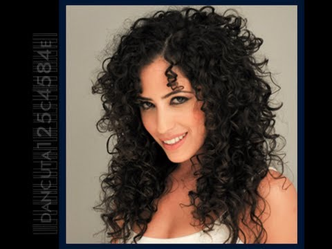 עיצוב שיער מתולתל-איך לגזור שיער מתולתל HAIR STYLING