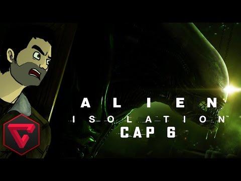 ALIEN: ISOLATION - MIEDO A SER DESCUBIERTO #6 (Playthrough / Walkthrough Español)