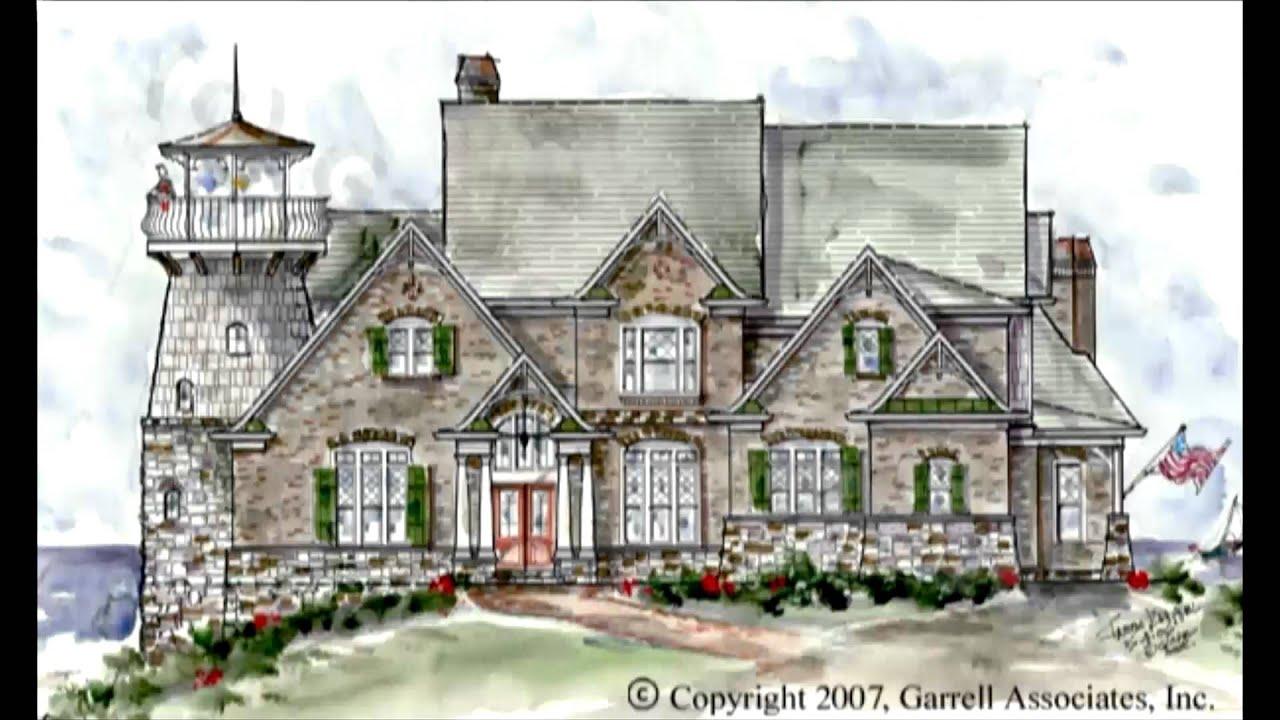 Coastal Beach House Plans By Garrell Associates Inc