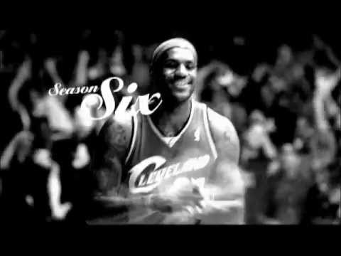 Lebron James Chalk w Candyman Track by Cornershop Short Version