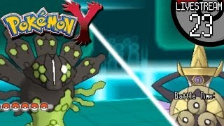 Pokemon X And Y Livestream #23: Zygarde's True Power