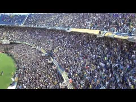 Boca campeon Ap11 / Segundo gol - Dale campeon