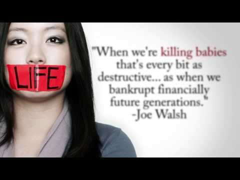 Joe Walsh: Call for Bold PRO-LIFE Republicans 8-9-13