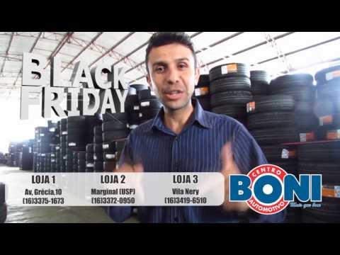 Vídeo Boni Centro Automotivo tem ofertas exclusivas para você nesta Black Friday