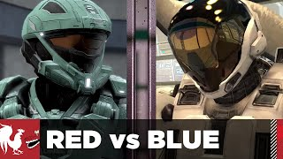 Death Battle: Meta vs. Carolina: Dawn of Awesome - Episode 13 - Red vs. Blue Season 14