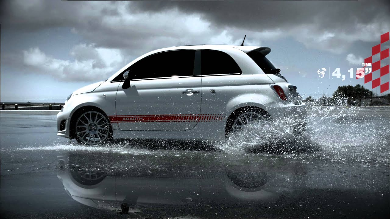 """Spot Abarth 595 """"50th Anniversary"""" 