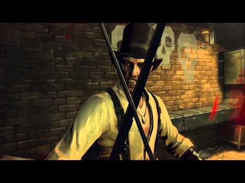 DLC The Knife of Dunwall для Dishonored — трейлер