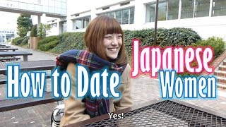 How to Date Japanese Women (Their Voices) 大学生インタビュー(デート)【英・西字幕】