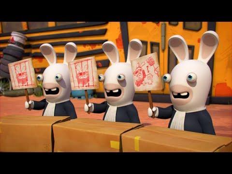 Rabbids Invasion - Zajace na súde