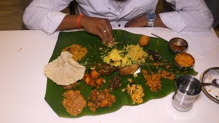 India's Best Quality & Tastiest South Indian Meals Since 1940 | Subbayya Hotel Meals with 25 Items
