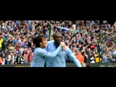 The best of Yaya Touré 2013 - 2014 Manchester City