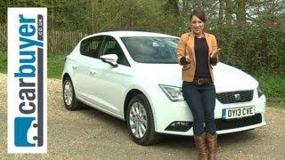 SEAT Leon 2013 İnceleme videosu - CarBuyer