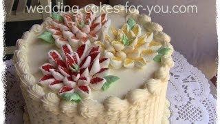 Cake Decorating Flowers