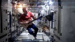 NASA Astronaut Chris Hadfield Sings David Bowie's Space Oddity in Space