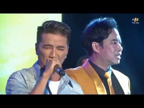 Liên khúc Ngọc Sơn ft Đàm Vĩnh Hưng Liveshow duyên phận 04 2017, Ngọc Sơn hát chế cá độ tránh xa