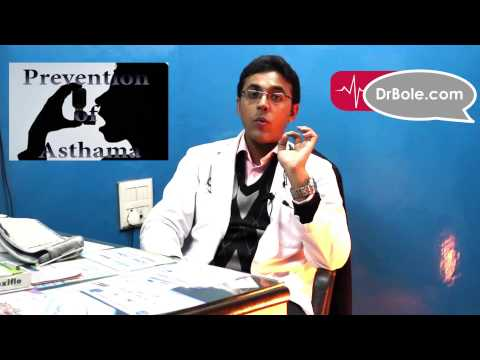 Prevention of Asthma Dr  Anirudh Lochan Chest, Allergy and Tuberculosis Expert Jeevan Jyoti Multi sp
