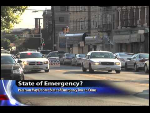 State of Emergency? Street Violence Plagues Paterson, NJ (Part 1 of 2)