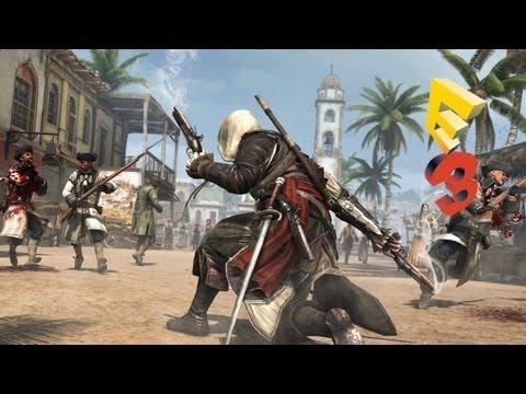 Assassin's Creed 4 Black Flag - Trailer - E3 2013 (Xbox One/PS4/PC/PS3/Xbox 360) E3M13