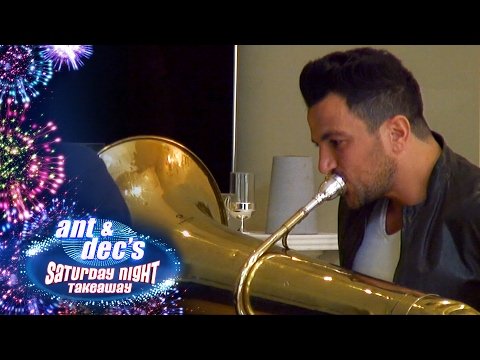 Peter Andre In I'm A Celebrity... Get Out Of Me Ear! - Saturday Night Takeaway