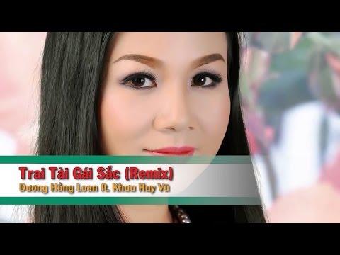 [Karaoke] Trai Tài Gái Sắc (Remix SC) - Dương Hồng Loan_Khưu Huy Vũ (Beat HD)