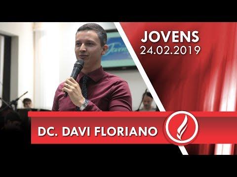 Dc. Davi Floriano | Mantenha sua identidade | Dn 1.5-8 | 24 02 2019