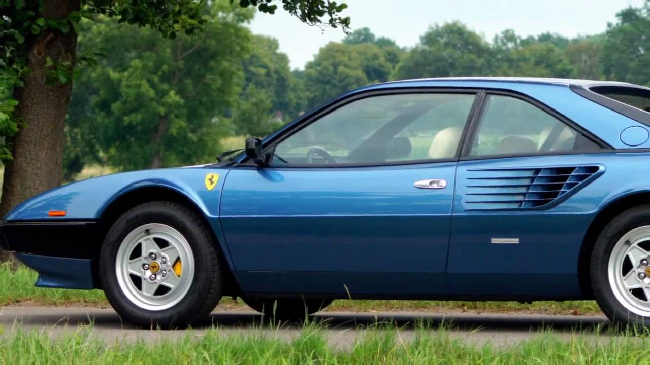 ferrari mondial 8 youtube. Black Bedroom Furniture Sets. Home Design Ideas
