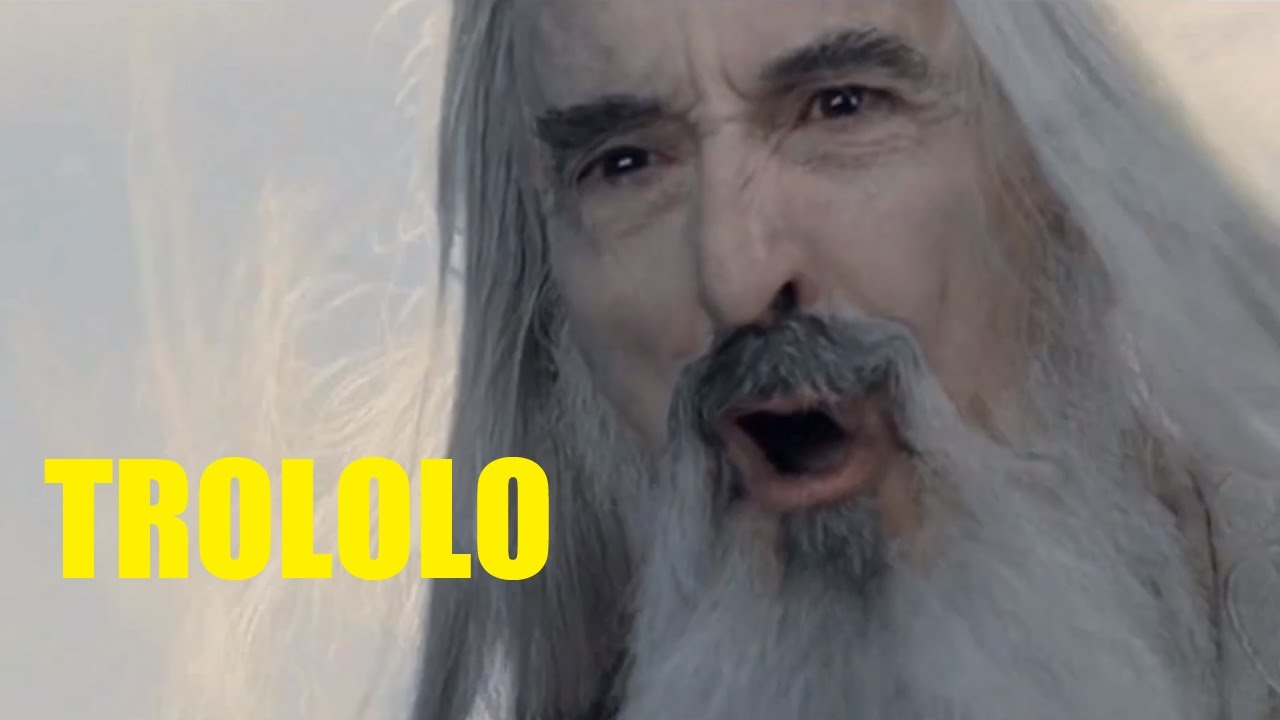 Troll Lol Lol Song Lord Of The Rings
