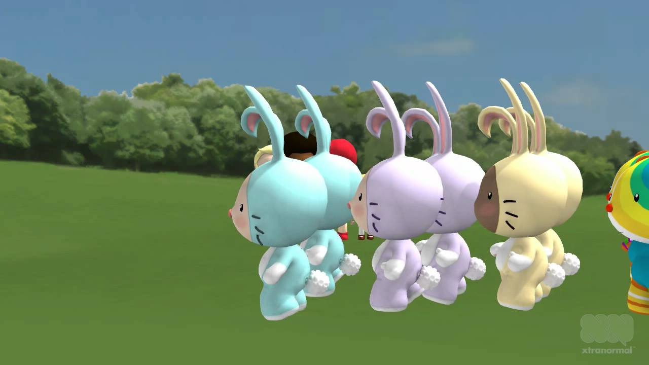 Teletubbies magical event xtranormal youtube