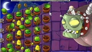 Plants Vs Zombies 68 Minijuegos La Venganza Del Dr