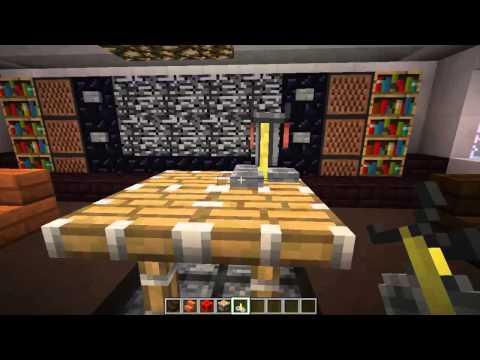 Tutorial Minecraft: Como DECORAR una casa Moderna y Elegante en Minecraft