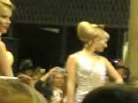 Gala Wella 2008 Cocuri