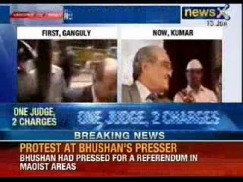 Victim files petion against Justice Kumar in Supreme Court - NewsX