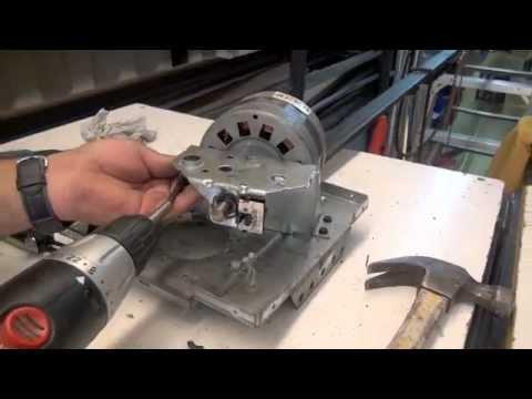 How to install new gears in liftmaster chamberlain - Install chamberlain garage door opener ...