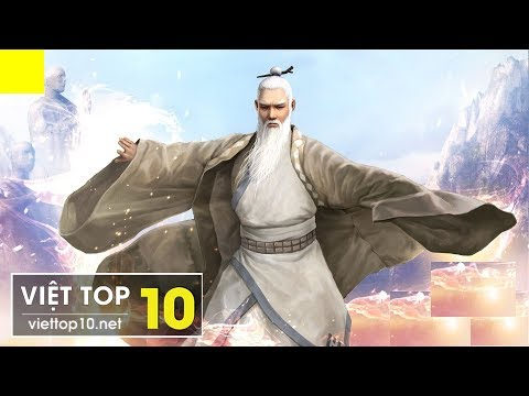 Top 5 Nhân Vật Có Võ Công Cao Nhất Trong Truyện Kim Dung