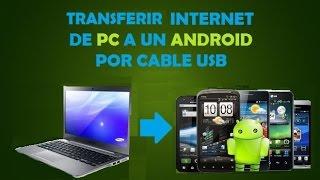 Compartir Internet De Una Pc A Un Android Mediante El