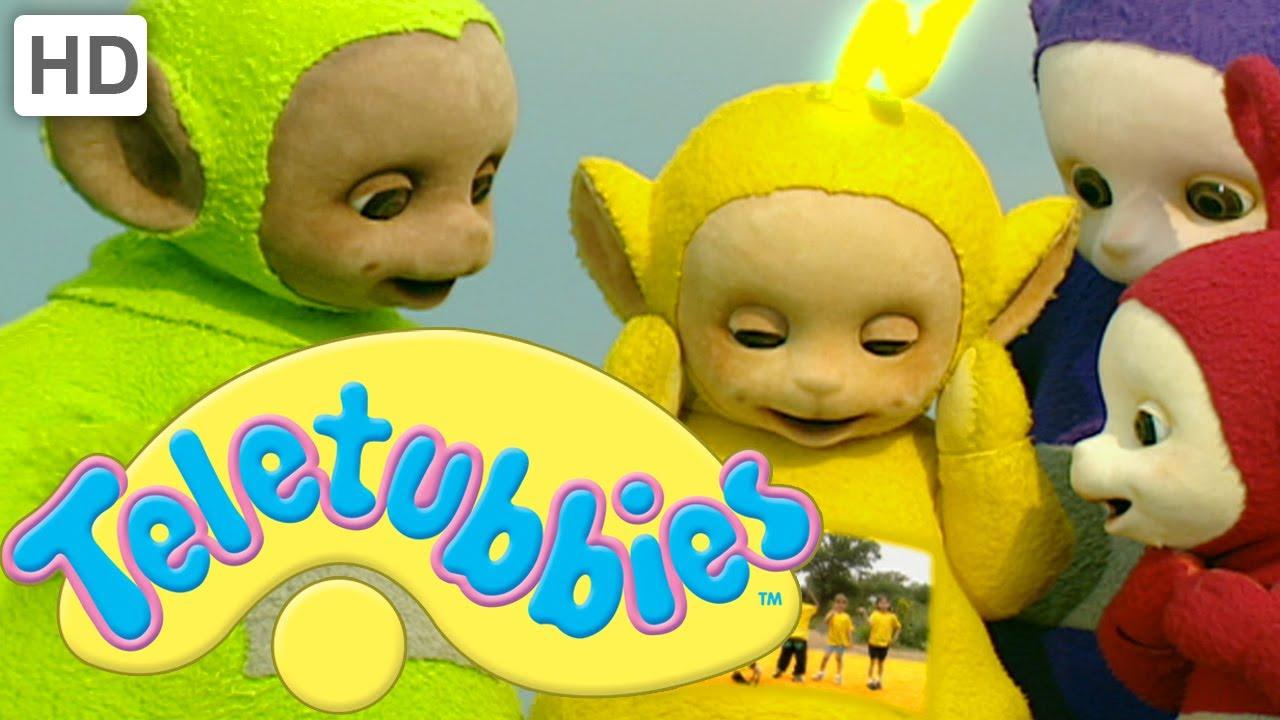 teletubbies colours yellow episode