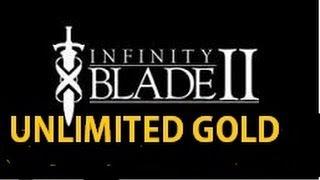 Unlimited Gold Infinity Blade 2 (No Jailbreak!)