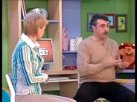 Доктор Комаровский: Физические наказания детей