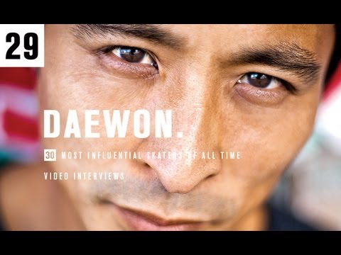 30th Anniversary Interviews: Daewon Song Part Two - TransWorld SKATEboarding