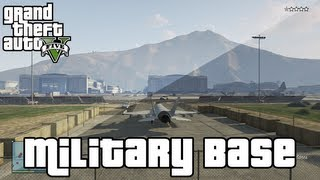 GTA 5 Tips & Tricks Best Way To Break Into The Military