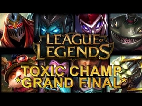 Ambition Graves Jungle Guide and Toxic Grand Final