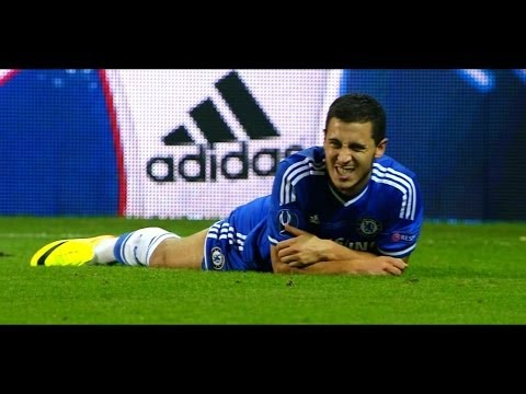 Eden Hazard vs Bayern Munchen (Neutral) 13-14 HD 720p By EdenHazard10i