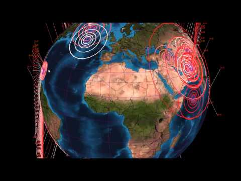 Global Earthquake Update 9-30-2013 Earthquake Watch