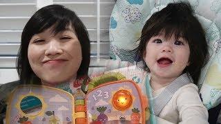 Buying Development Toys for Leia!! ft. Julia Chow