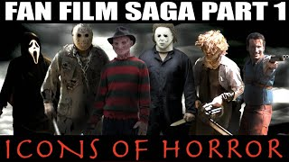 Freddy Krueger Vs Jason Voorhees Vs Michael Myers Vs