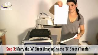 OKI Pro920WT Printer With White Toner- T-Shirt Transfer