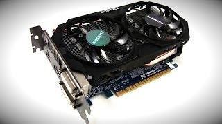 Gigabyte Windforce GTX 750 Ti Review & Benchmarks!