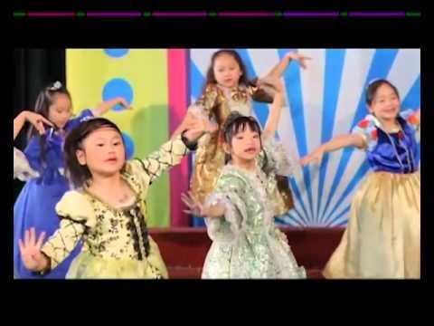 Nhảy cùng BiBi - Tập 5 - Bảy sắc cầu vồng